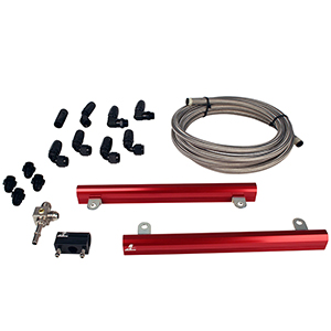 Aeromotive 14145 07 Ford 5.4L GT500 Mustang Fuel Rail Kit