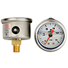 Aeromotive 15632 0 To 15 Psi Fuel Pressure Gauge