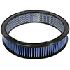aFe Power 18-11403 Round Racing Pro 5R Air Filter - 14 OD x 12 ID x 3 H in E/M