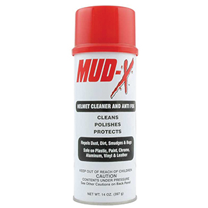 Allstar Performance ALL78232 Mud-X Helmet Cleaner 14oz