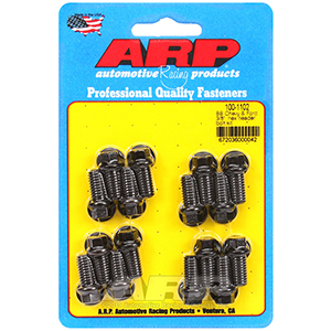 "ARP 100-1110 3/8 X 1.000"" hex header bolt kit"
