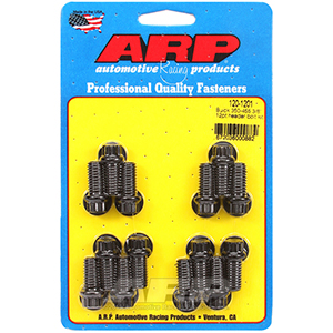 "ARP 120-1201 Buick 350-455 3/8"" 12pt header bolt kit"
