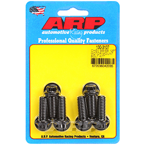 ARP 130-3107 Chevy 12pt motor mount bolt kit with energy suspension mounts