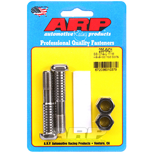 "ARP 235-6421 BB Chevy 7/16"" pro wave-loc 2pk rod bolt kit"