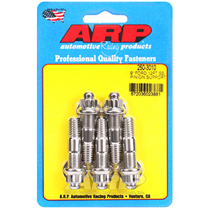 "ARP 250-3010 Ford 9"" SS 12pt pinion support stud kit"