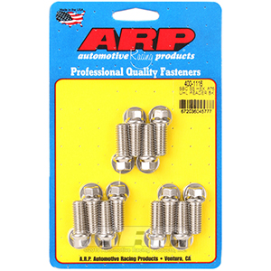 ARP 400-1116 SB Chevy SS hex .875 UHL header bolt kit