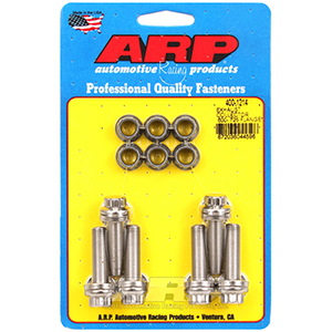 ARP 400-1214 Exhaust collector .600-.725 flange bolt kit