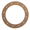 ATL Tf147 Heavy Duty Fill Neck Gasket - 4-3/4 Diameter