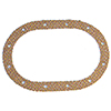 ATL Tf236 Fuel Cell Filler Heavy-Duty Gasket -  4 X 6, 12 Bolt
