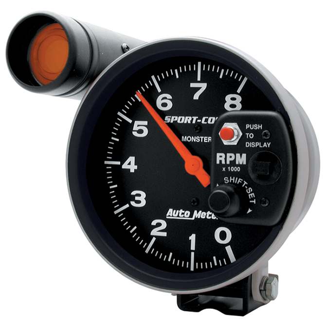 Auto Meter 3905 Sport-Comp Electrical 5