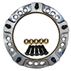 Bicknell 1 Inch Wheel Spacer With 5 Brp2058 Studs