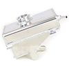 1.5 Hose Mini Fill Neck Canton Racing 81-306 Aluminum Inline Coolant Acc Tube
