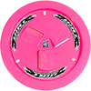 Dirt Defender Vented Wheel Cover, Neon Pink