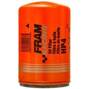 Fram HP Series Oil Filters HP4