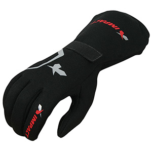 Impact Redline Drag SFI 3.3/20 Racing Gloves