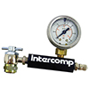 Intercomp 100675-A Analog Shock Inflation And Pressure Gauge
