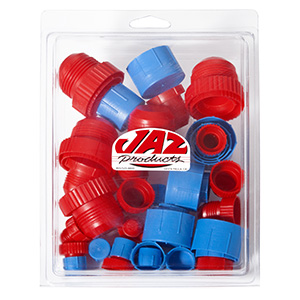 Jaz 730-000-11 An Cap And Plug Kit