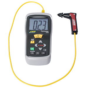 Joes Racing 54005 Pyrometer with Adjustable Probe