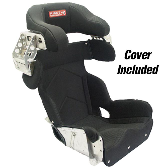 Kirkey Racing 73 Series Layback Full Cont Asphalt Seat 73