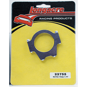 Longacre Roll Bar Clamp 1.75 Inch Di