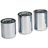 Moroso 22320 Chevy Long Type Oil Filter - Chrome