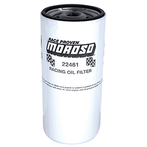 Moroso 22461 Chevy Extra Long Style Racing Oil Filter