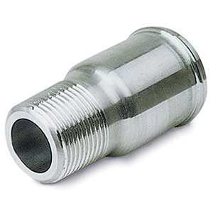 Moroso Fitting 1In Npt To 1-1-2In.Hose