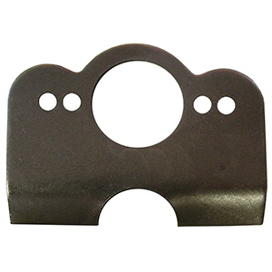 "Panelfast Contour Weld Plate Center Hole .700 1 3/8"" Spring"