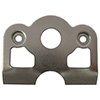 PANELfast Ultra Light Contoured Flat Center 1 3/8in. Spring Weld Plate