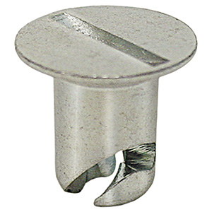 PANELfast Flush Head Slotted Quarter Turn Fasteners PANF