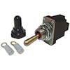 Quantum 360-1210MIL-SPEC Mil-Spec Standard On/Off Accessory Switch with Rubber Cover