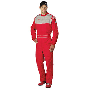 Simpson Sportsman Elite Ii 2-Layer Pants With Slc Xx-Large Red Nomex Sfi-5 1503513