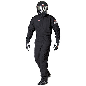 Simpson Super Sport 2-Layer Jacket Medium Black Nomex Sfi-5 0602212