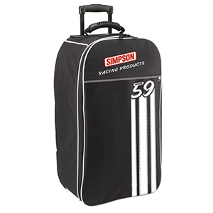 Simpson Rolling Carry-On Polyester Bag 23908