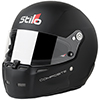Stilo ST5 Composite Racing Helmet, Matte Black With Black Interior, Size 54