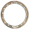 Weld Racing P650-5275 15 Inch 16-Hole Bolt-On Beadlock Ring - With Cover