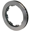 Wilwood 160-2898 Ultralite 32 Curved Vane Brake Rotor - 11.75 X 1.25 - 8 On 7.00