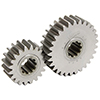 Winters 85 Winters 10 Spline Quick Change Gears