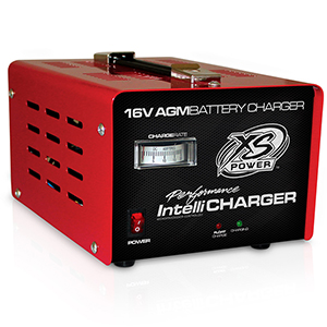 XS Power 16V Battery IntelliCharger, 20A Max