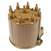 ACCEL 120137 Brown HEI Style Distributor Cap