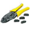 ACCEL 170036M Heavy Duty Professional Ratcheting Crimp Tool