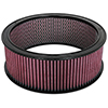 AFe Power 18-11415 Magnum Flow Round Racing Pro 5R Air Filter - 14 OD x 12 ID x 4 H E/M (Blk/Red)