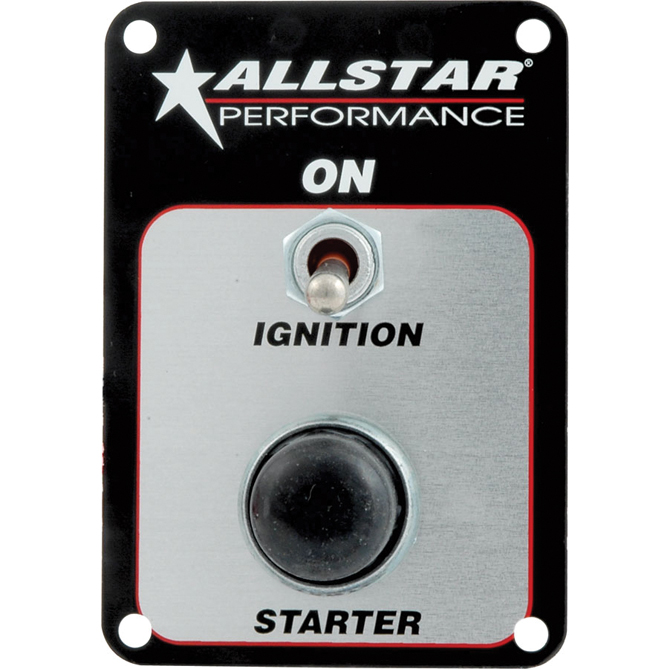Allstar Performance ALL80160 Weatherproof Switch Panel One Switch