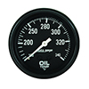 "Auto Meter 2314 Auto Gage Mechanical 2-5/8"" Oil Temperature Gauge, 100-340 F"