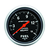 "Auto Meter 3411 Sport-Comp Mechanical 2-5/8"" Fuel Pressure Gauge, 0-15 PSI"