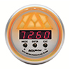 "Auto Meter 4387 Ultra-Lite 2-1/16"" Level 1 Shift Light Gauge, 0-16,000 RPM Digital"