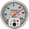 "Auto Meter 4499 Ultra-Lite 5"" In-Dash Tachometer Gauge, 0-10,000 RPM Electrical"