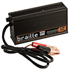 10 amp Braille Advanced AGM Battery Charging Solutions - Lightweight Carbon Fiber Endurance and Supe