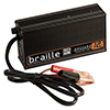 6 amp Braille Advanced AGM Battery Charging Solutions - Lightweight Carbon Fiber Endurance and Super