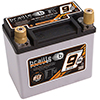 813 Amps L 5.8 W 3.4 H 5.1 WEIGHT 9.5Ibs Braille Lightweight Advanced AGM Racing Battery
